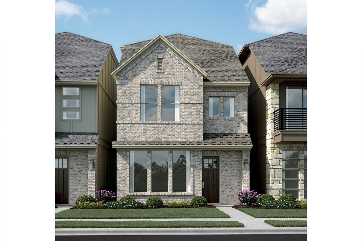 Majestic II R new homes dallas tx