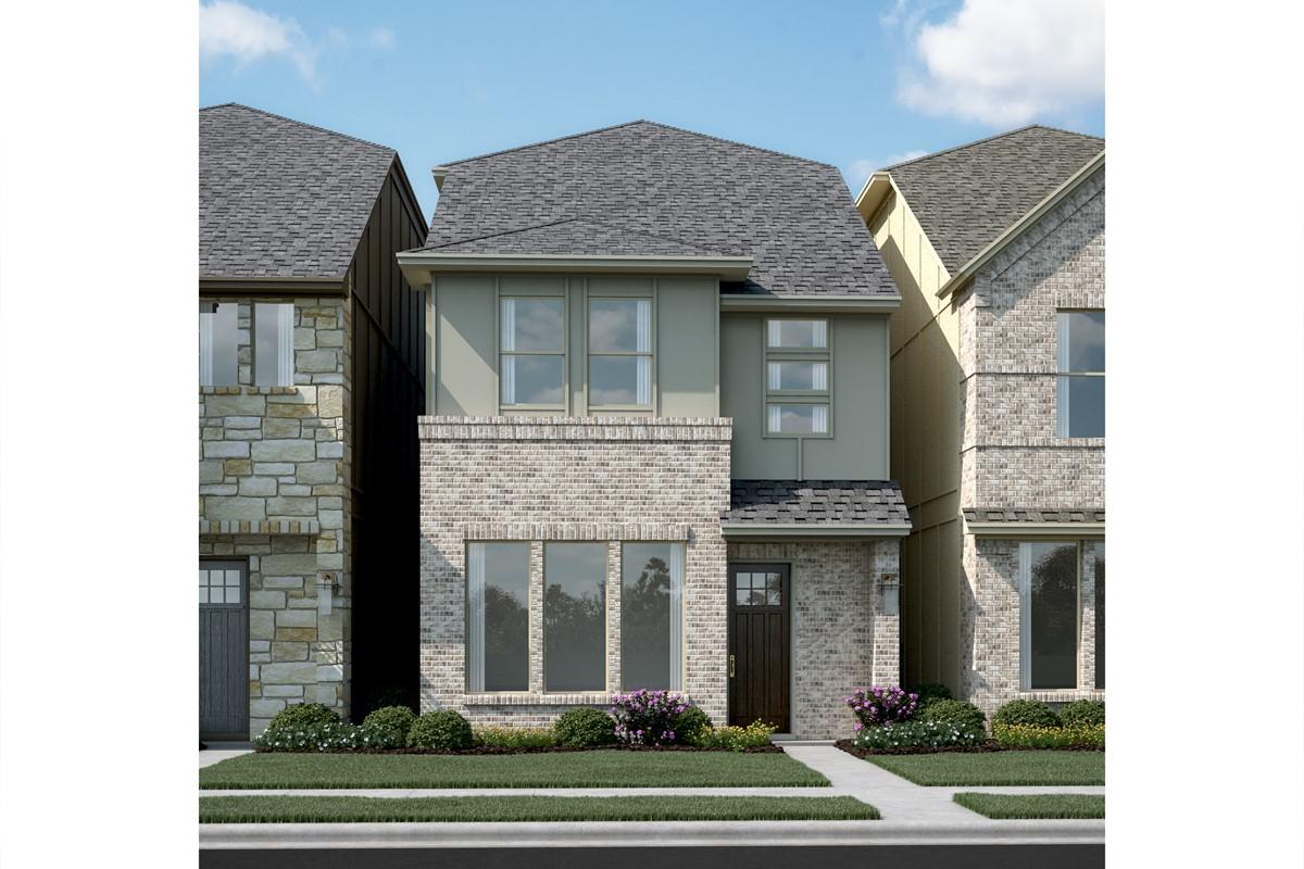 Majestic II S new homes dallas tx