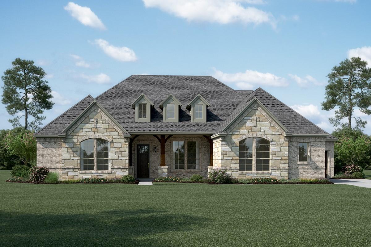 Montclair K Stone new homes dallas tx