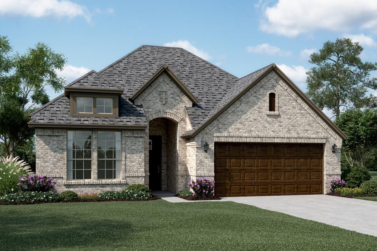 Riverdale A new homes dallas tx