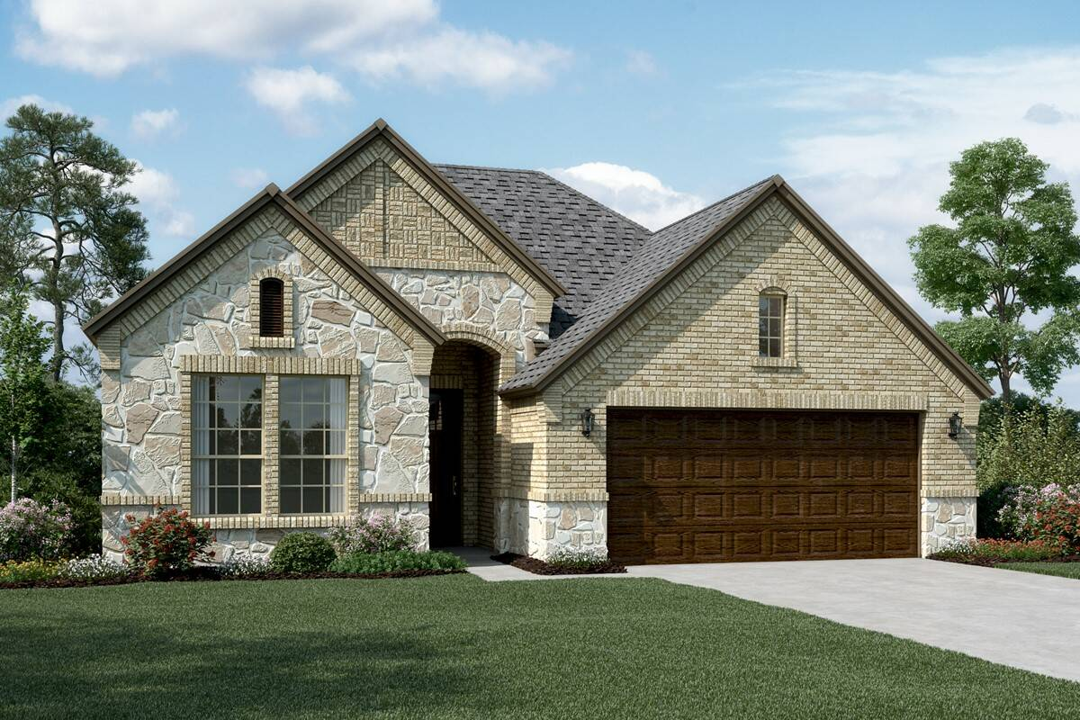 Riverdale C Stone new homes dallas tx