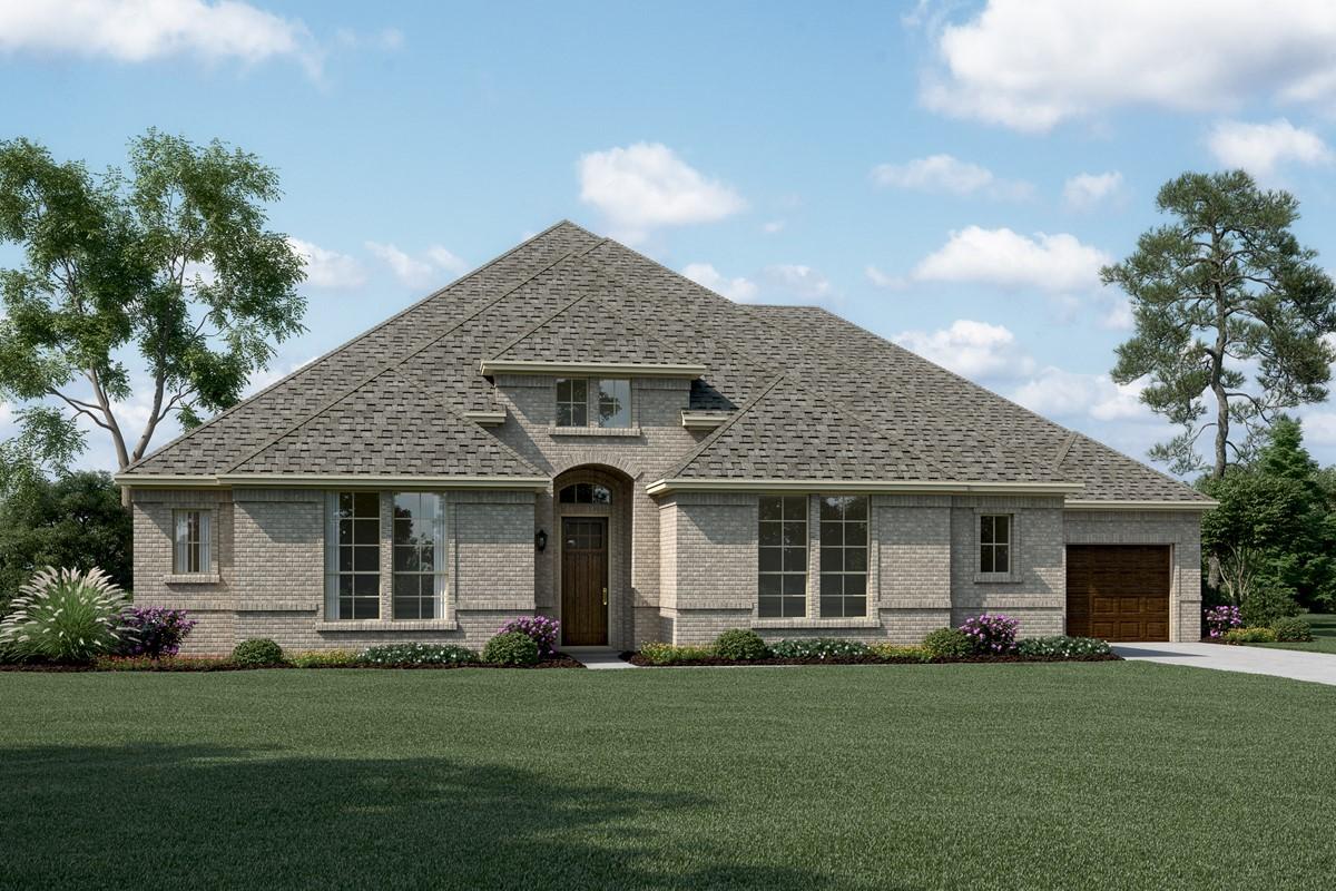 Sinclair J new homes dallas tx