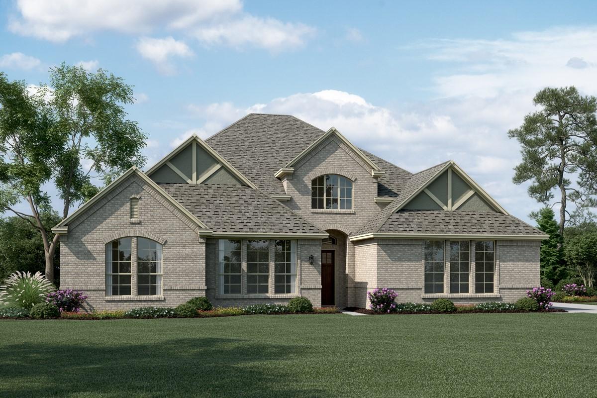 Springfield J new homes dallas tx
