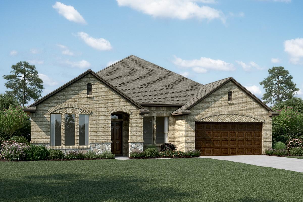 Sterling II B Stone new homes dallas tx