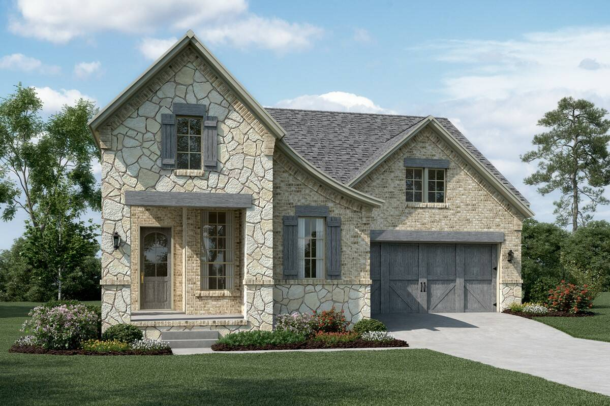 Virginia C Stone new homes dallas tx