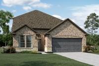 Waverly II C Stone new homes dallas tx