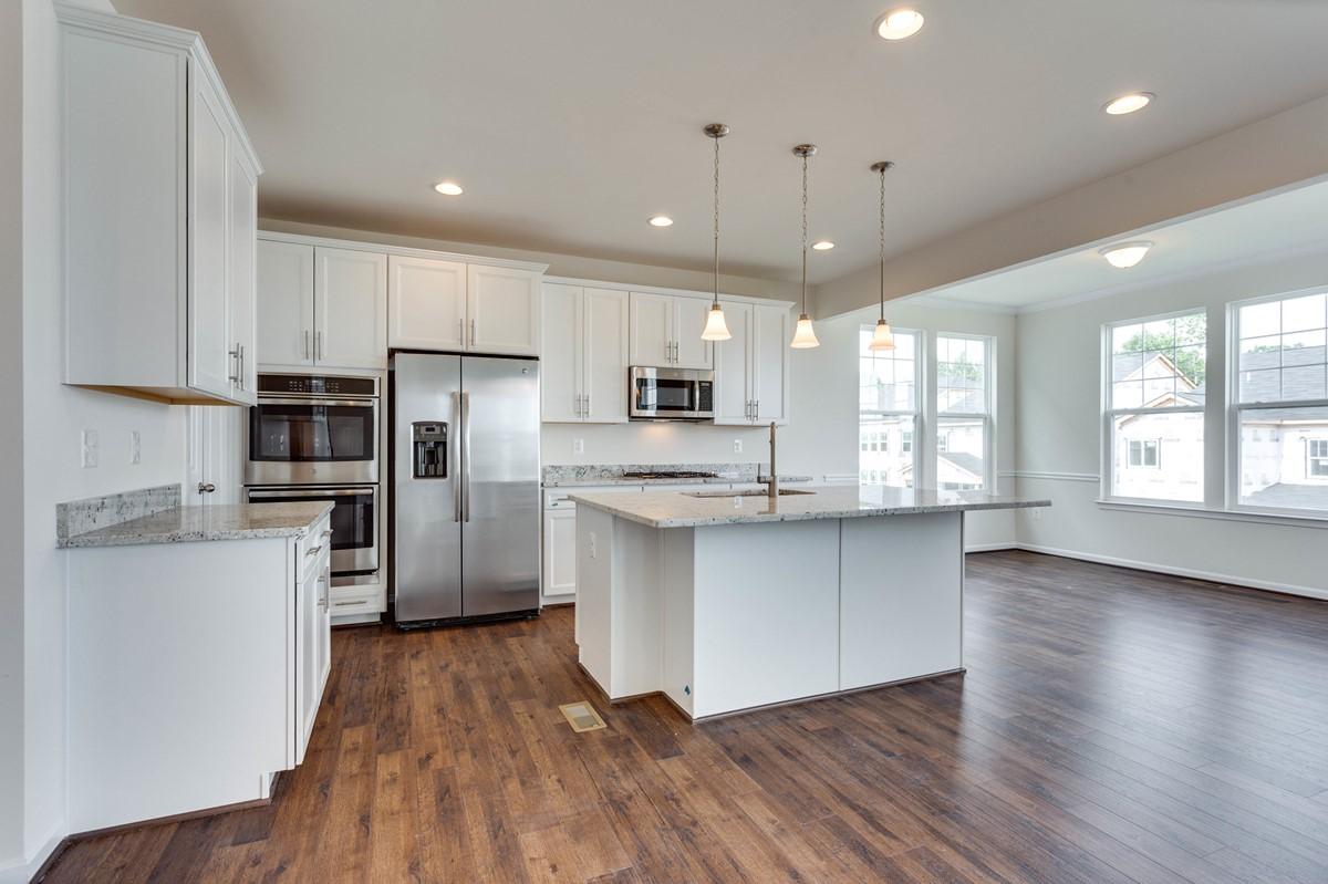 kitchen tucker 437 lot 977 new homes at embrey mill
