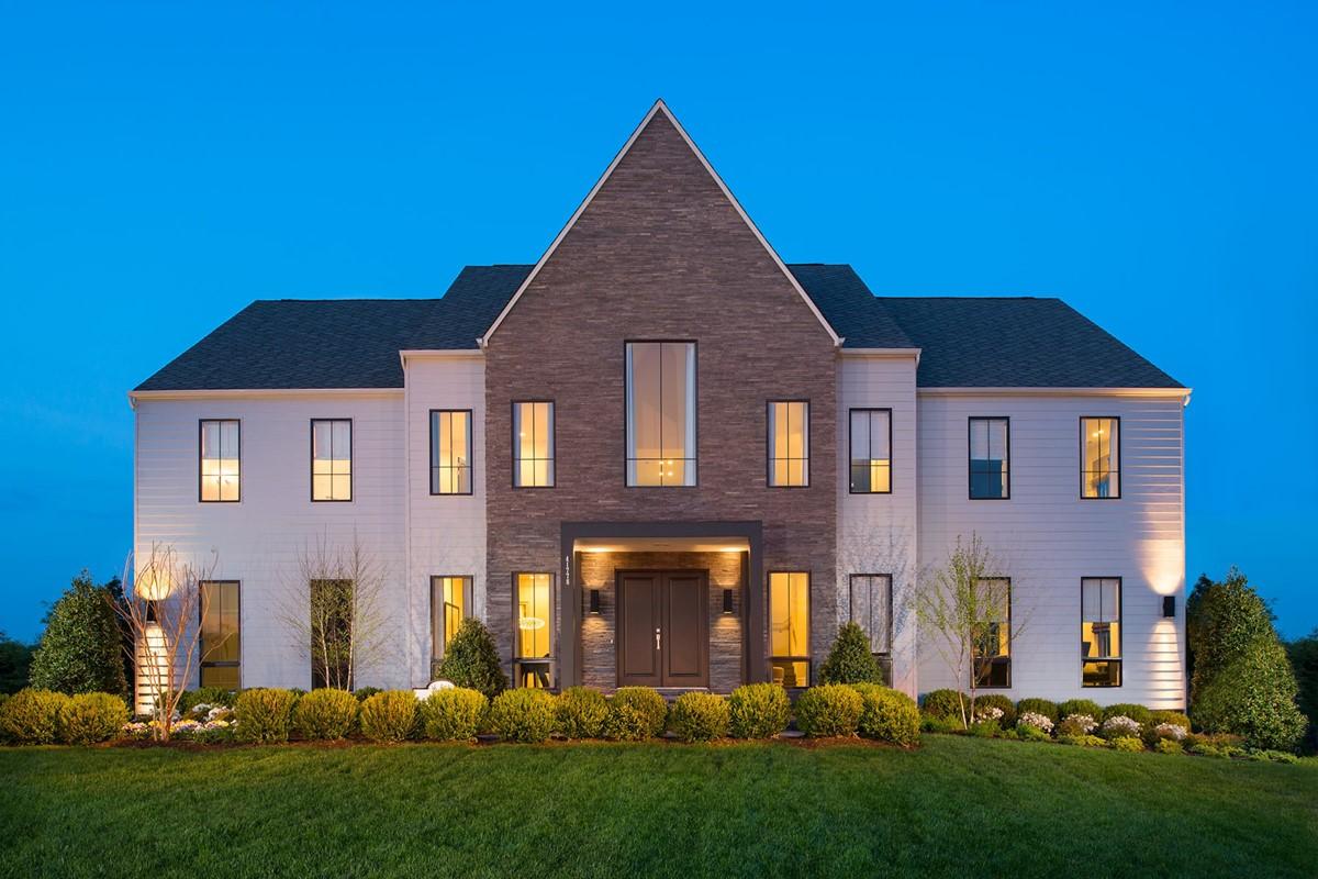 K hovnanian homes floor plans virginia Virginia farmhouse plans
