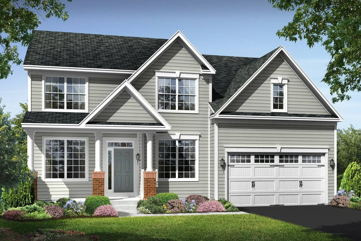 maryland II cs new homes at shenandoah springs in west virginia